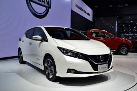 All New Nissan Leaf - Motor Expo 2017