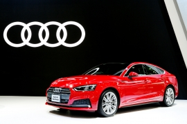 New Audi A5 Sportback - Motor Expo 2017