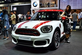 MINI John Cooper Works Countryman - Motor Expo 2017