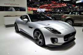 New Jaguar F-Type - Motor Expo 2017