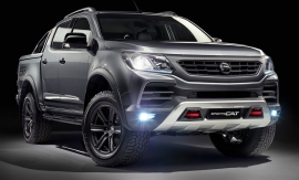 Holden Colorado SportsCat BY HSV