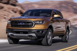 2019 Ford Ranger US-Verision