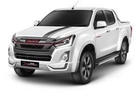 New ISUZU D-MAX X-Series 1.9 Ddi Blue Power
