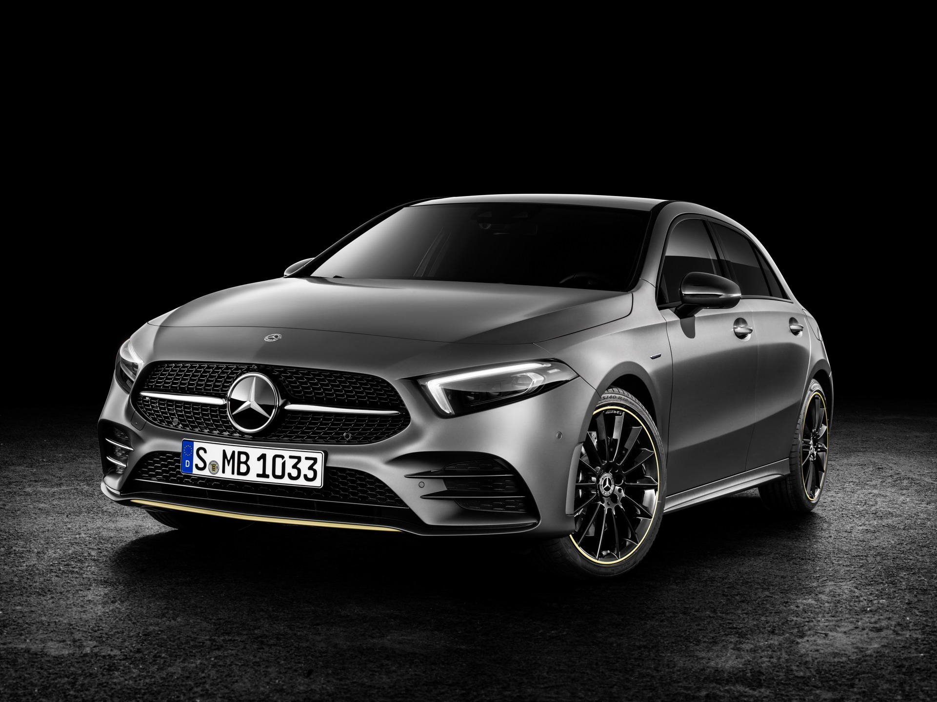 All new mercedes benz a class for All new mercedes benz
