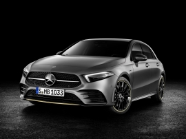 All New Mercedes-Benz A-Class