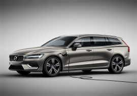 All New Volvo V60