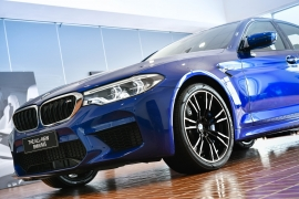 All New BMW M5 -Thailand