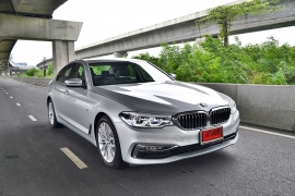 Life Test : BMW 520d Luxury