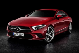 All New Mercedes-Benz CLS