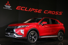 Mitsubishi Eclipse Cross - JP Spec