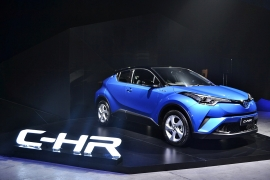 All New Toyota C-HR