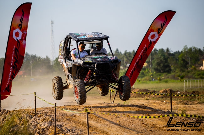 "LENSO RAIDEN แจกเงิน 100,000 ในงาน LENSO RAIDEN OFFROAD FEST ""MUD UP OR SHUT UP"""