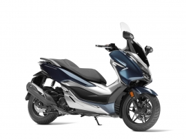 All New Honda Forza 300