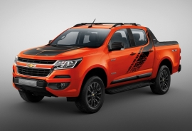 Chevrolet Colorado MY2019
