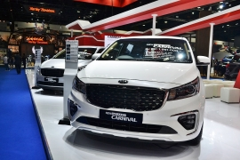 KIA Grand Carnival Facelift - BIMS2018