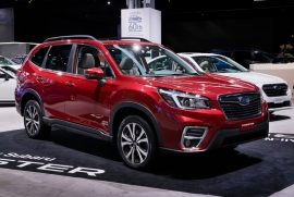 All New Subaru Forester