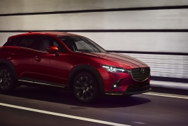 2019 Mazda CX-3 Facelift