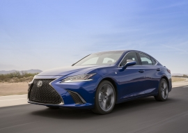 All New Lexus ES