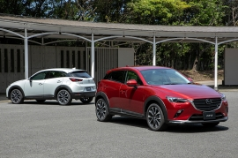 Mazda CX-3 Facelift - JDM BY Carwatch