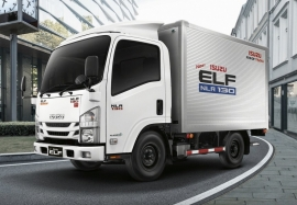 New ISUZU ELF
