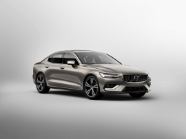 All New Volvo S60