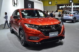 2018 Honda HR-V RS