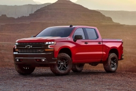 All New Chevrolet Silverado
