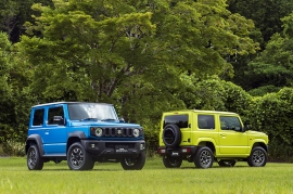 All New Suzuki Jimny & Suzuki Jimny Sierra By Carwatch