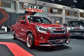 ISUZU D-MAX X-Series Speed CAB4 Special - Auto Salon 2018