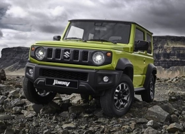 All New Suzuki Jimny Export Verision