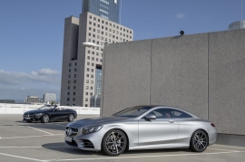 Mercedes-Benz S-Class Coupe & Cabriolet Facelift