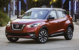 Nissan Kicks US-Spec