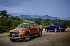Test Drive : New Ford Ranger