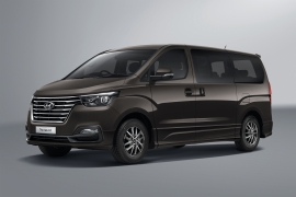 New Hyundai H-1/ Hyundai Grand Starex