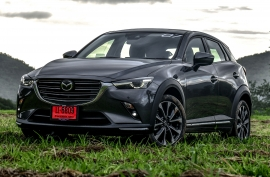 Hans On : New Mazda CX-3 2.0 SP