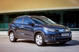 Honda HR-V Facelift EU-Spec