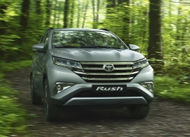 Toyota Rush Export Verision