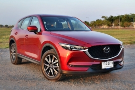 Full Drive : Mazda CX-5 2.2 XDL AWD