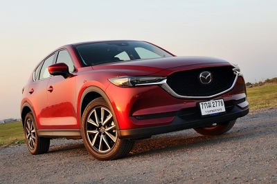Full Drive : Mazda CX-5 2.2 XDL AWD Crossover หรู แรง เร้าใจ ตามสไตล์ Zoom-Zoom