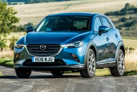 Mazda CX-3 Facelift - Euro Spec