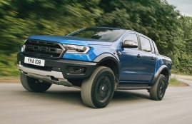 2019 Ford Ranger Raptor - EU Spec