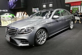 Mercedes-Benz S-Class Facelift - CKD Verision