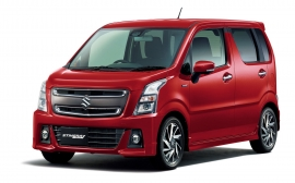 Suzuki Wagon R 25th Anniversary edition