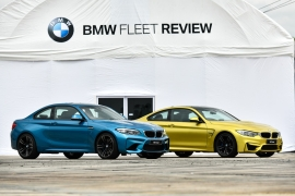 BMW Fleet Review 2018