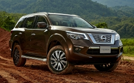 Hands On : ทดสอบรถยนต์ All New Nissan Terra 2.3 VL 4x4
