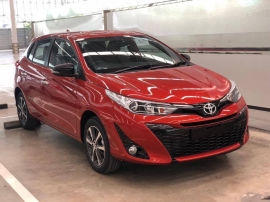 Toyota Yaris G+ Plus By BaiToey Noppawan
