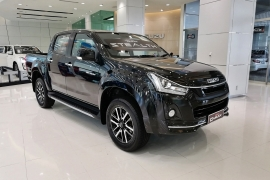 ISUZU D-MAX Blue Power STEALTH