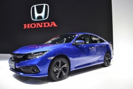 Honda Civic Facelift - Motor Expo 2018