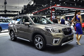 All New Subaru Forester - Motor Expo 2018