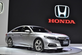 All New Honda Accord - Motor Expo 2018
